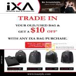IXA Notebook Bags Trade In Extreme Shuttle Flair Cruzer